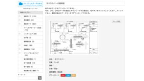 CAD図面データ検索システム-ナカ工業株式会社様